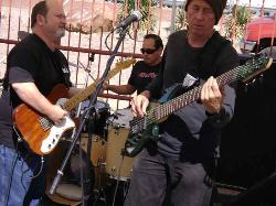 Tim Thompson, Bobby Torrez, Barry Martin